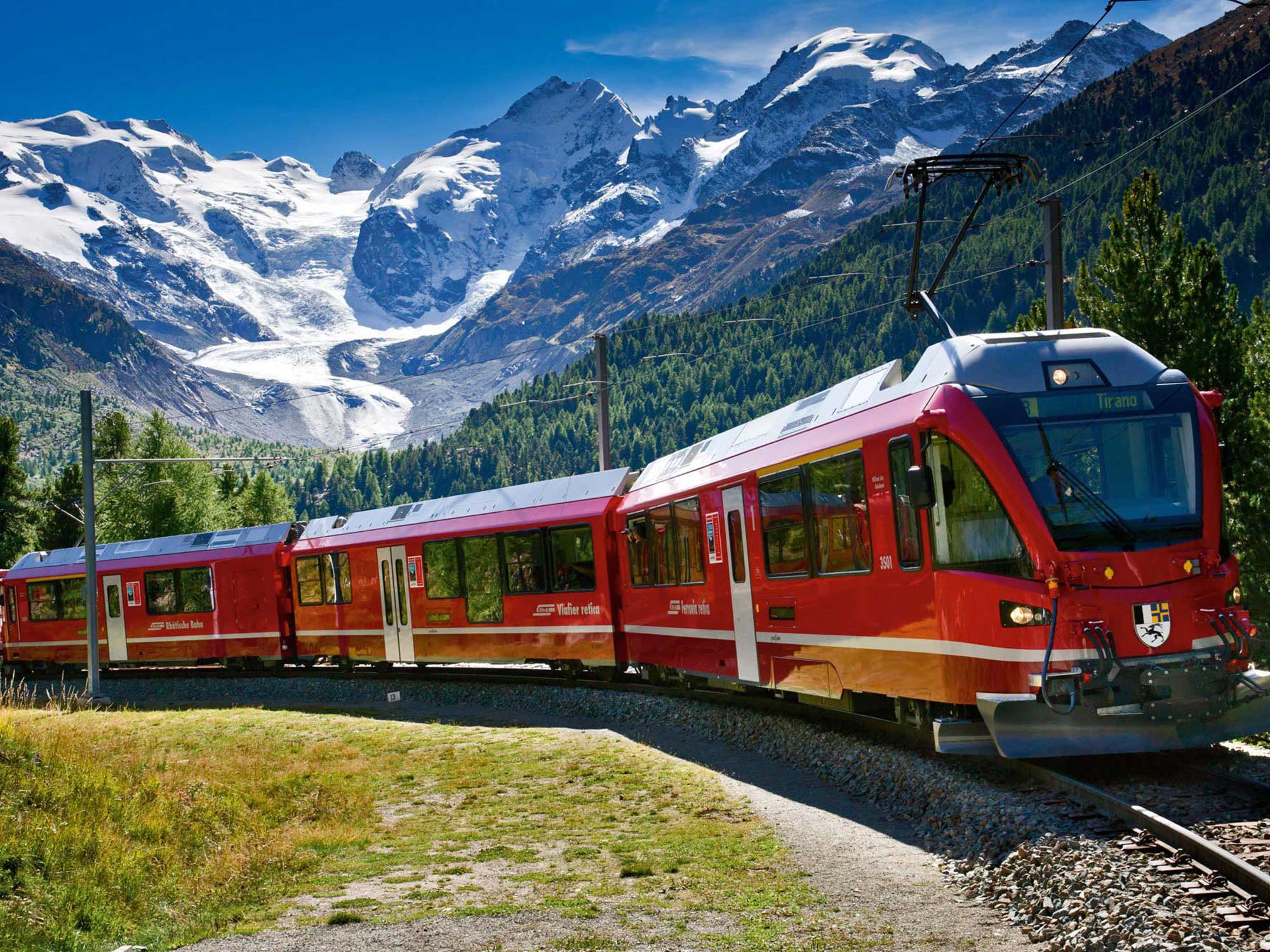 Bernina-Express - Bernina-Express